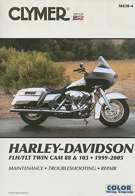 Harley Davidson Flh/Flt Twin Cam 88 & 103 1999-2005 By Scott, Ed